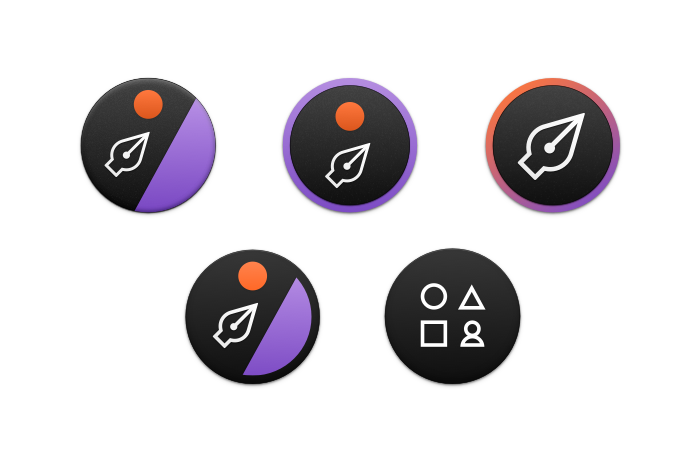 Figma replacement icons
